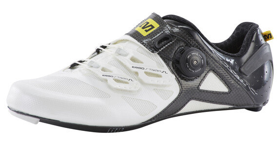 Mavic Cosmic Ultimate raceschoenen Heren wit/zwart